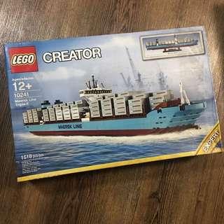 LEGO Creator Set 10241 Maersk Line Triple-E