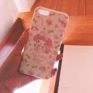 Iphone 6/6s sanrio 手機殻 (包邊)