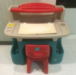Table for toddlers