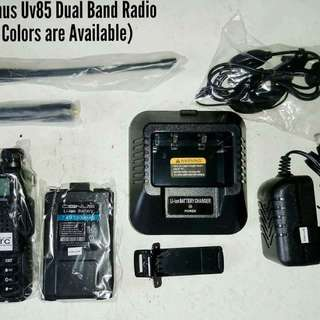 Cignus Uv85 Dual Band Radio