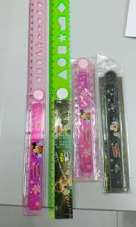 間尺 Ruler size 30cm can fold $3/1pc