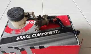 Oem ducati hypermotard 1100 bremo brake master cylinder pump