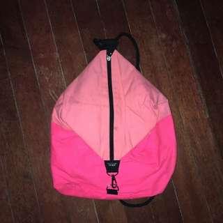 Victoria's secret draw string bag