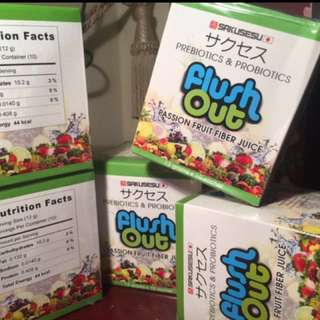 FLUSH OUT JUICE-NOW AVAILABLE!!!