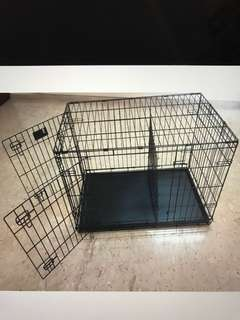 Dog cage-MidWest Life stages Collapsible Dog Crate/Imported from US.