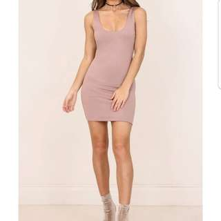 Casual Bodycon Dress