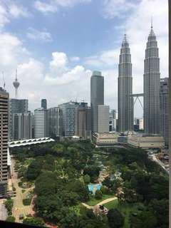 Luxurious Freehold Condo unit in KLCC for sale
