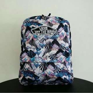Vans Realm Painting Mountain Backpack