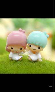 Little Twin star Miniature