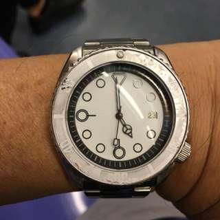 Seiko 7002/7001 vintage automatic watch