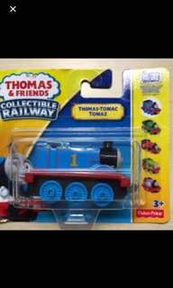 Brand New sealed In Packaging Fisher Price Thomas the train and Percy Die cast toy