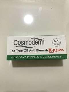 Tea tree oil anti blemish x-press