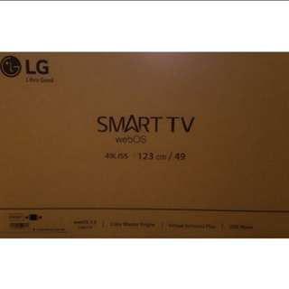 "(49"" Smart) Brand New LG 49"" Full HD Smart Tv 49LJ550T"