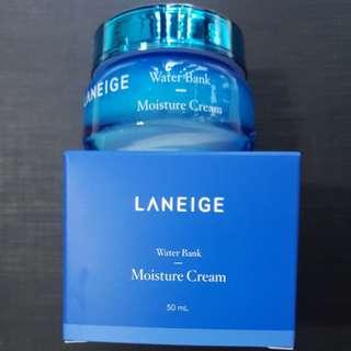 New Packaging 50ml Laneige Water Bank Moisture Cream
