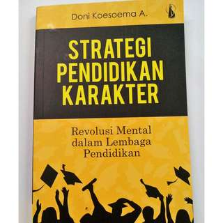 Strategi Pendidikan Karakter