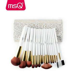 MSQ 15 Pcs Make-Up Brush