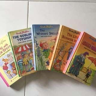 wts enid blyton books