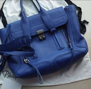99% NEW 3.1 Phillip Lim Pashli Medium Satchel