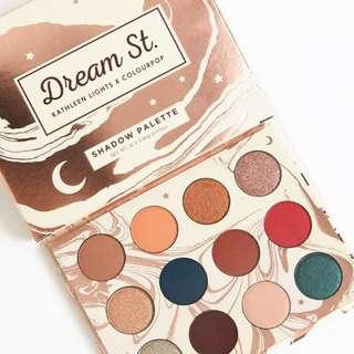 Colourpop Dream St. Palette (Brand New)
