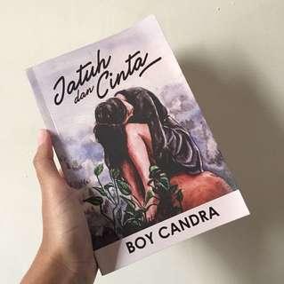 Novel Boy Candra : Jatuh dan Cinta
