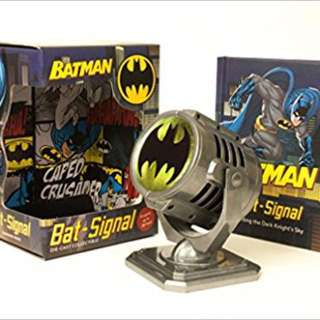 Batman's Bat Signal Diecast