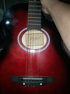 Global guitar (Bihirang gamitin See picture. inaalikabok nalang)