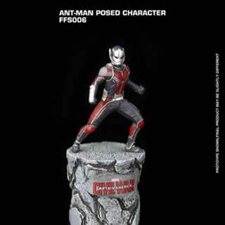 "Ant Man Statue 2.5"" tall  king Arts"