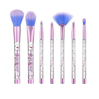 Mythss Aqua Unicorn Brush Set