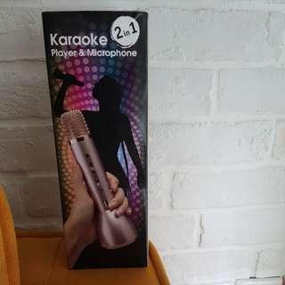 Karaoke Mircophone