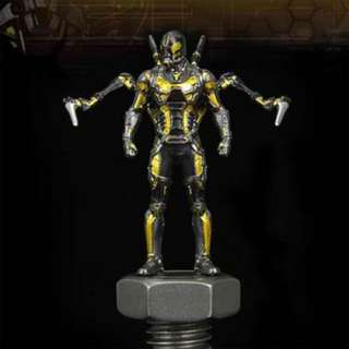 "Ant Man's Yellow Jacket Statue 2.5"" tall"