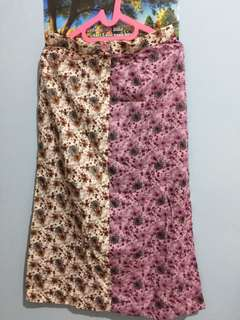 #MakinTebel New Rok kombinasi 2 warna