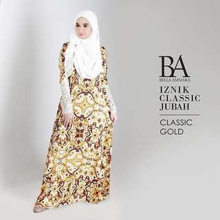 Jubah dress by Bella Ammara