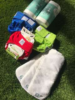 Moo Moo Kow diapers(All Brand new)