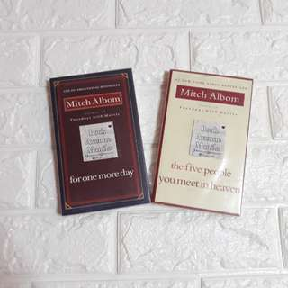 Mitch Albom Bundle