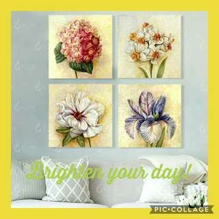 Cross Stitch Kit 3D Flower
