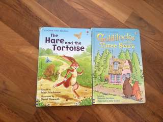 Usborne first readers