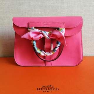 Hermes 8W Rose Azalea Mini Halzan