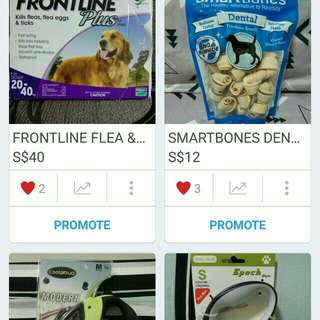 LOOKING FOR PETS PRODUCTS ? Visit My Listing @ jiangyf🐕🐈🐭