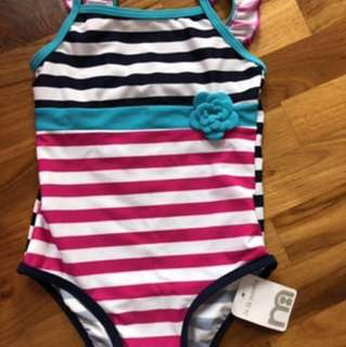 Bnwt Mothercare Swim suit for kids Girls 2-3yrs old