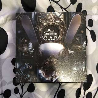 First Album BAP (First Sensibility)