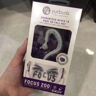 (BNIB) JBL yurbuds SPORT EARPHONES