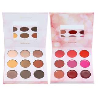 BH x Shaaanxo 18-Colour Eyeshadow and Lipstick Palette