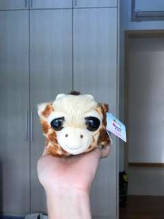 Adorable Baby Giraffe Plushie