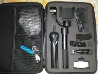 Gimbal with full mobile suite