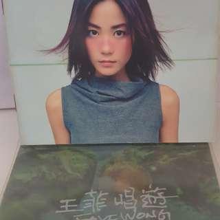 cd Chinese 王菲 唱游