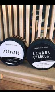 Activate and bamboo charcoal 28street