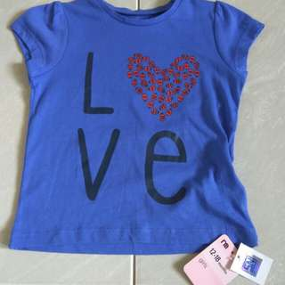 Mothercare Tee new