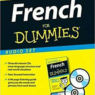 BN French for dummies audio set