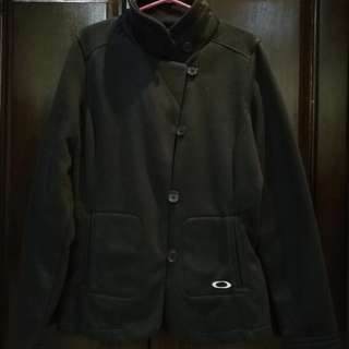 REPRICINg!!!Authentic Oakley trench coat