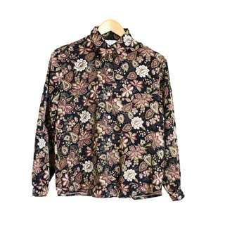 古著襯衫--闇夜花園-3